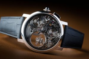 Rotonde de Cartier Minute Repeater Flying Tourbillon